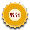 99.9% Result