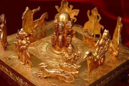 Navagraha Shanthi Puja