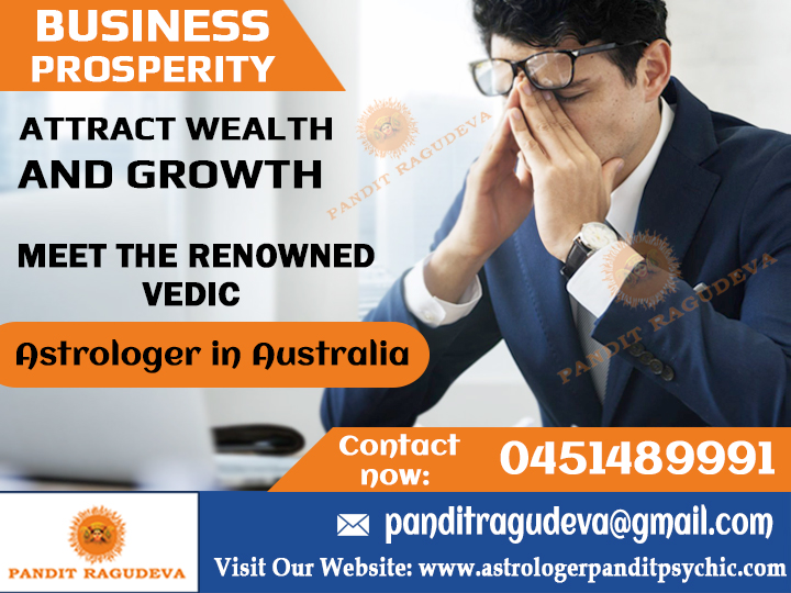 Business & Career Problems | Pandit Ragudeva